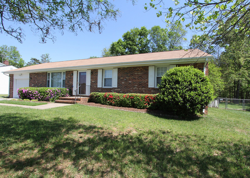 Great 3BR/2BA brick rambler on large level lot.