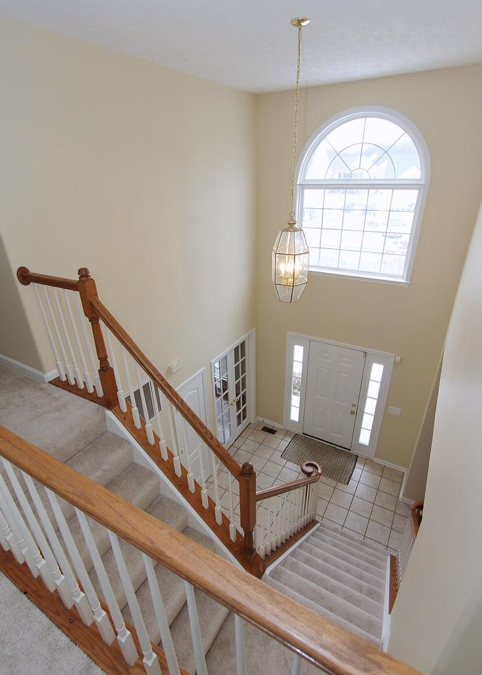 Grand entry foyer