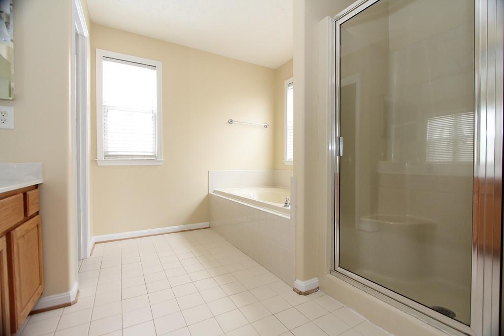 Master Bathroom w/Shower & Garden Tub