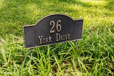 26 York Drive