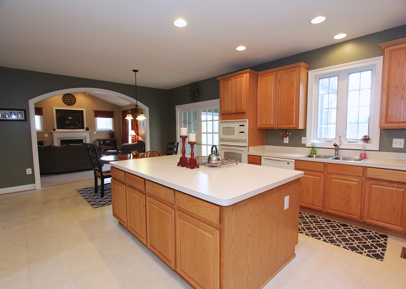 Perfect kitchen for entertaining!