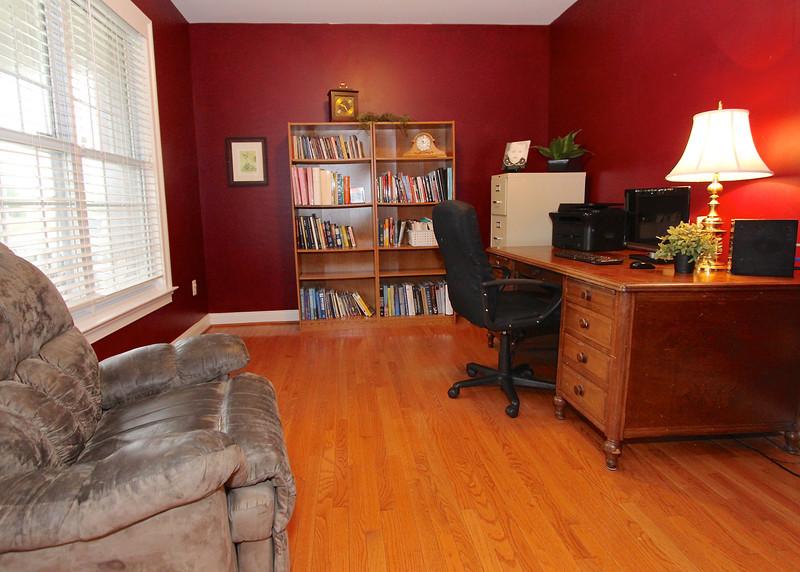Den / Office room on main level.