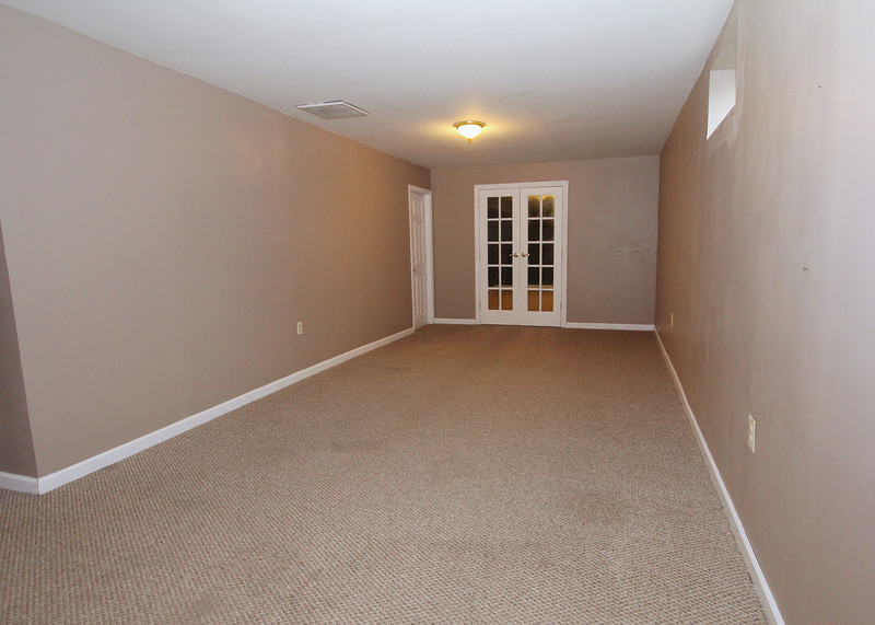 This lower level has endless possibilities!