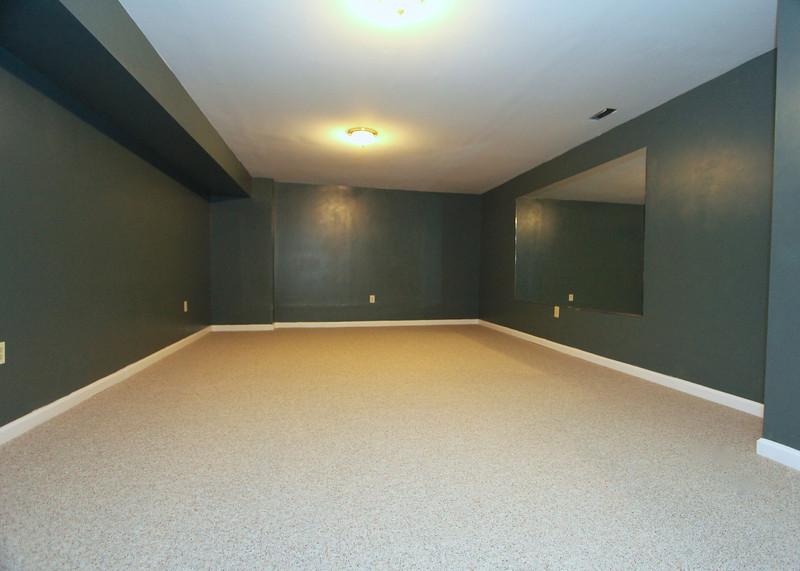 Lower level room for media, exercise or whatever!