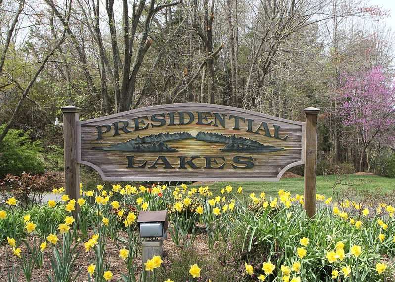 Welcome to Presidential Lakes!