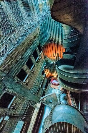City Museum. St. Louis. Missour