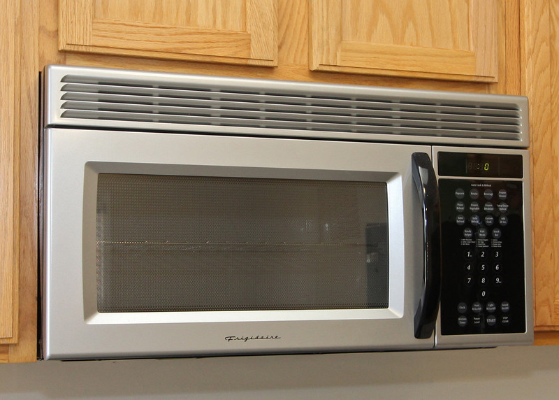 Upgraded Microwave
