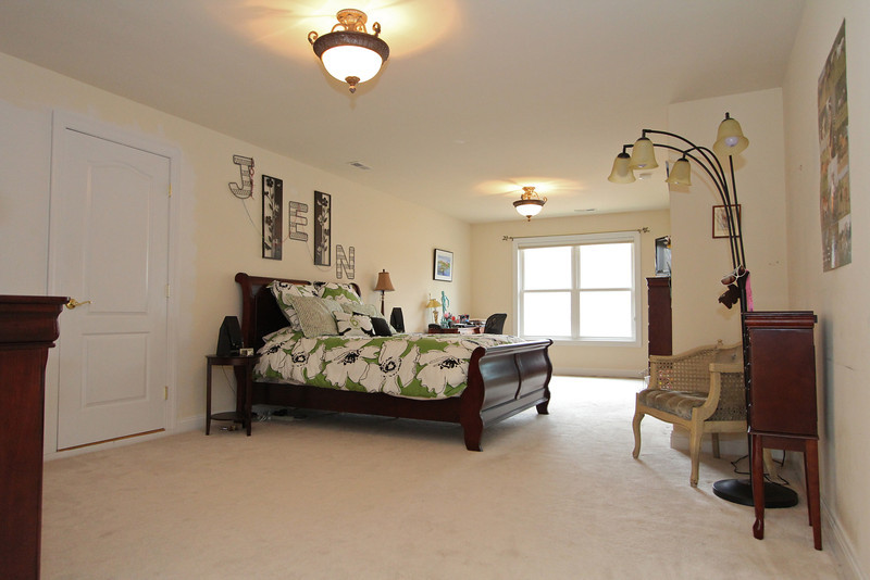 """This oversized """"sitting room"""" is on the upper level and can easily be used as a 6th bedroom,  media room, etc."""