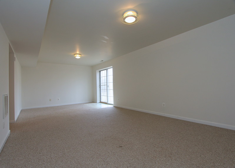 Huge rec room on lower level