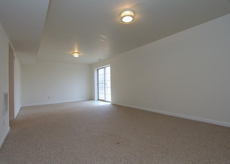 Huge rec room on lower level