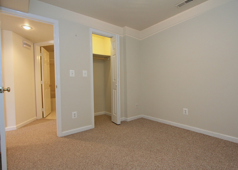 Bonus room w/closet on lower level