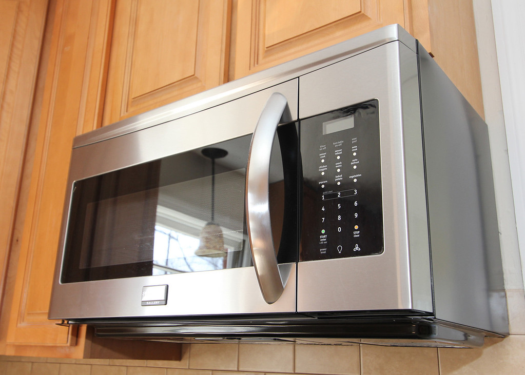 All new stainless appliances in the kitchen will help make cooking a pleasure!