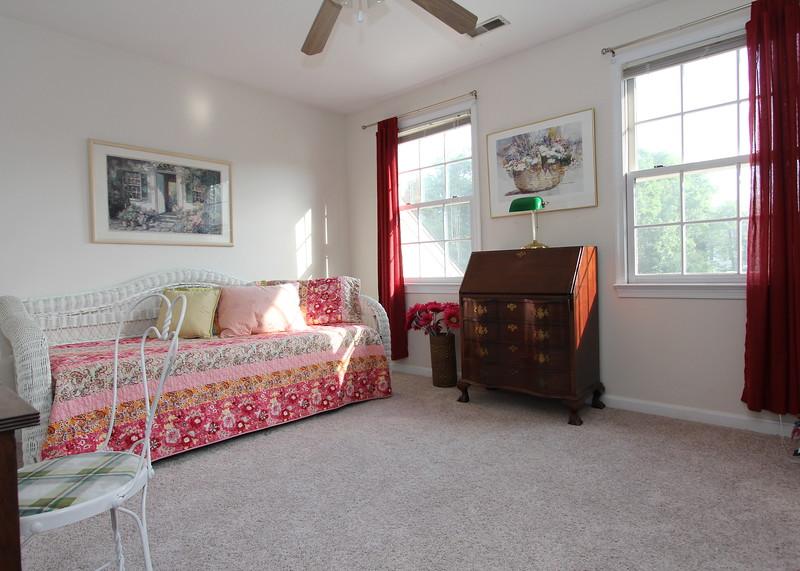 Bedroom on upper level