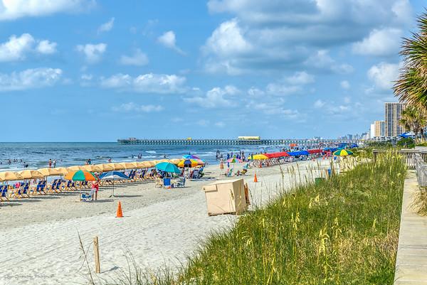 Myrtle Beach Scenic Photos of Arcadian