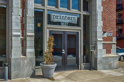 Printers Lofts #702