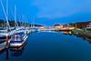 Gig Harbor Marina Twilight