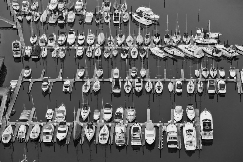 Aerial GH Boats