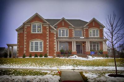 House Front Drake w blue sky_HDRBlk brd