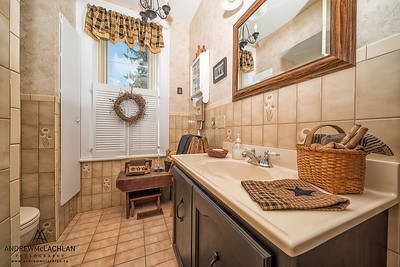 Century Home Bathroom