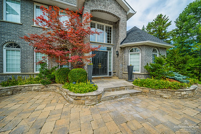 Luxury Home Exterior, Ontario