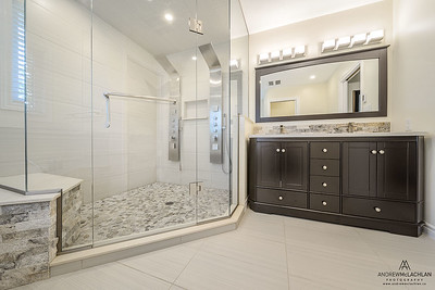 Luxury Home Bathroom, Ontario