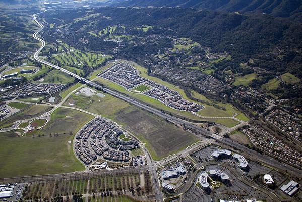 1-15-2011 Hwy 680 & Bernal Pleasanton