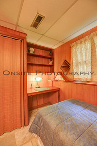 Lower Level Bedroom Built-Ins