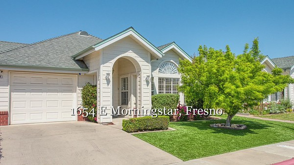 1654 E Morningstar, Fresno