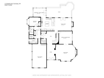 17 Stratton Rd - first floor - floor plan