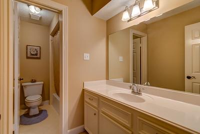 Bathroom in Bedroom 4