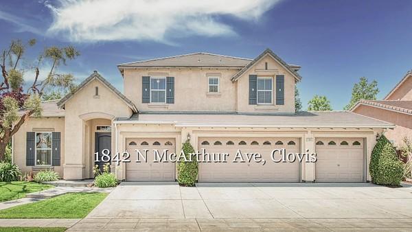 1842 N McArthur Ave, Clovis