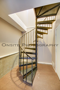 Rear Stairway
