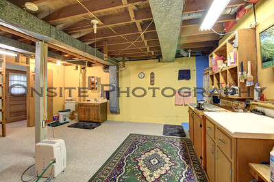 Lower Level Utility Room