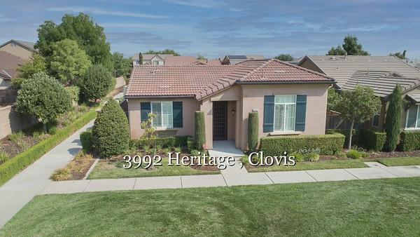 3992 Heritage , Clovis