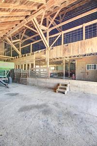 Barn Loft from Lower Level