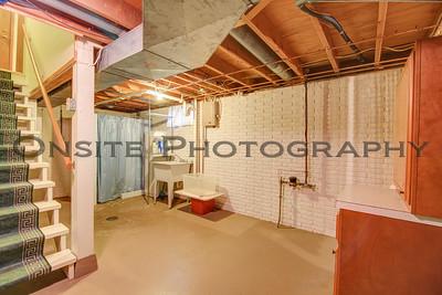 Basement Shower & Utility Sink
