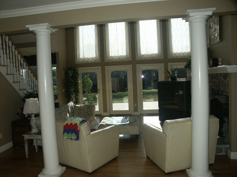 Living Room from Foyer