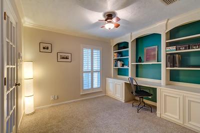 Study off Master Bedroom