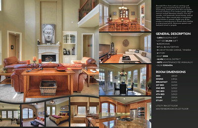 FOUR PAGE BROCHURE EXAMPLE