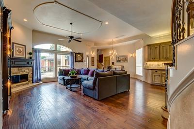 Informal Living Room / Family Room