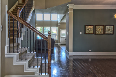 Staircase / Dining Room