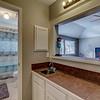 Wet Bar & Bathroom