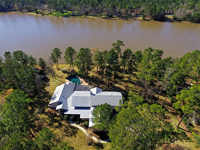 9811 AZURE LAKE DRONE SHOTS