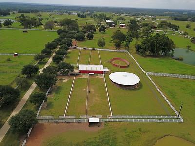 RANCHO HERRADURA DRONE SHOTS