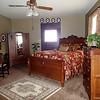 Master Bedroom, door leads to sun room