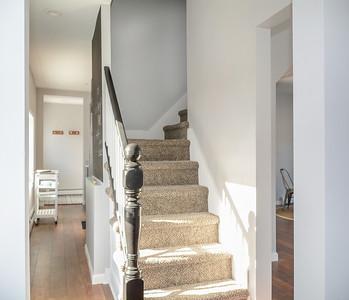 Passage way - Stairway