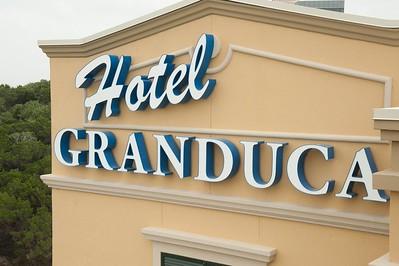 Hotel Granduca June/July