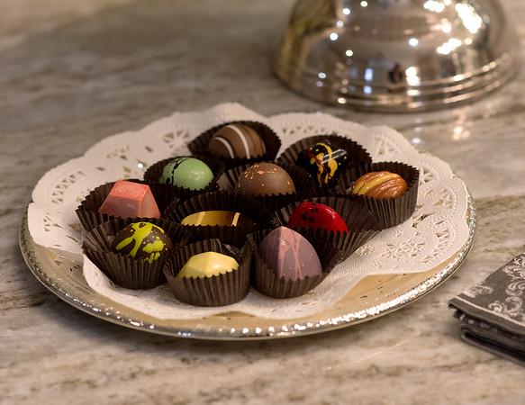 Chocolate Product Shot