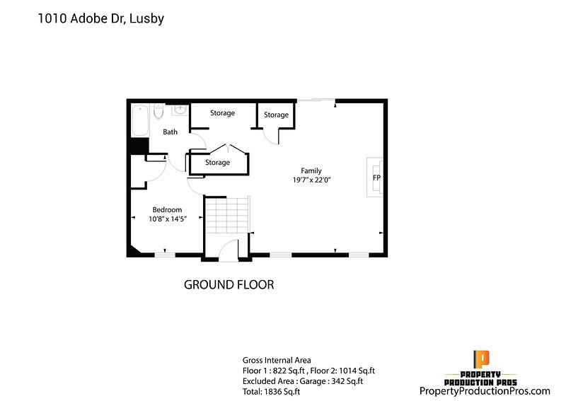 1010 Adobe Dr, Lusby, MD, 20657 1