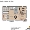 12825 Simpson Dr, Waldorf, MD, 20602 2D 2